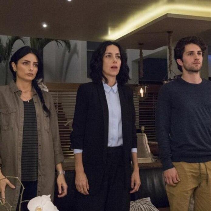 Los hermanos De la Mora enfrentarán de todo en esta segunda temporada. (Captura)