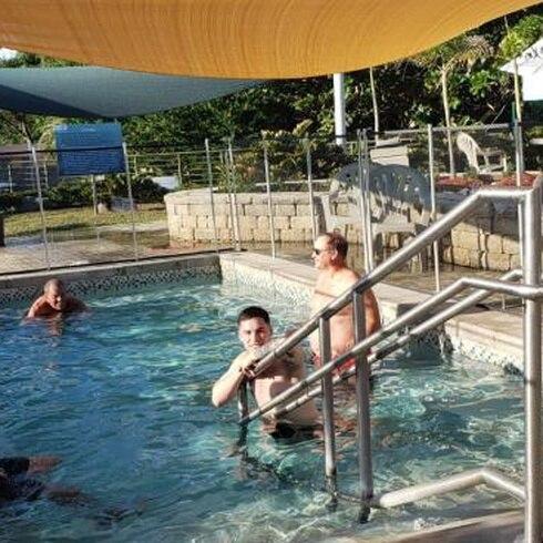 Se estabilizan las temperaturas termales en Coamo