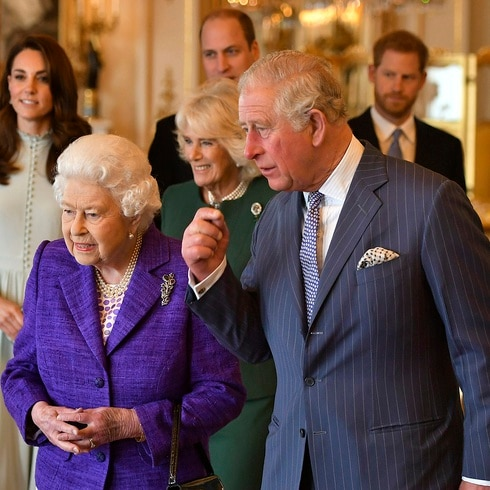 Así reaccionó la reina Elizabeth II tras renuncia de Harry y Meghan Markle