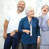Ángela Meyer debuta como psíquica