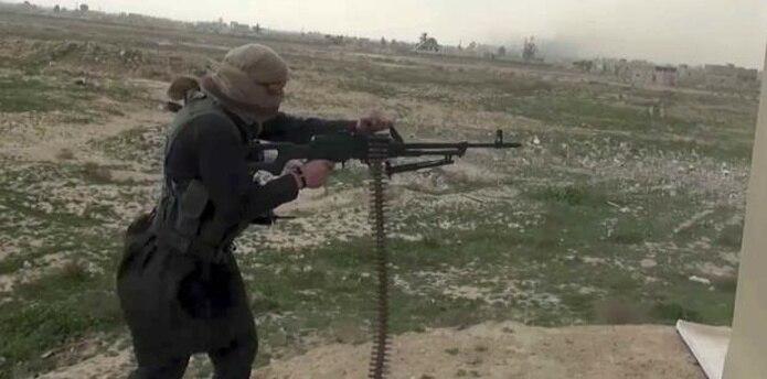 El Observatorio Sirio para los Derechos Humanos informó que hay 17 soldados muertos y otros 30 heridos.  (Captura)