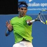 Nadal no piensa en el récord de Federer