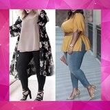Bellas XL: atrévete a romper las reglas con la ropa