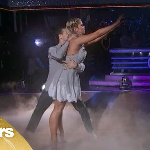 Paige VanZant en Dancing with the Stars
