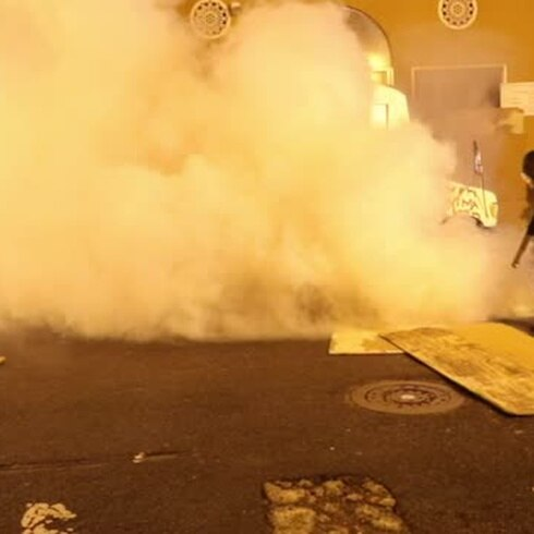 Tensión en la calle Fortaleza