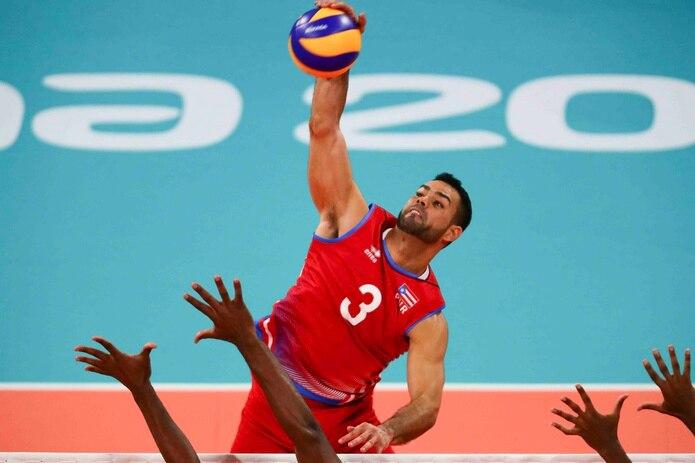 La selección nacional masculina de voleibol jugará en la Copa Panamericana del 13 al 21 de septiembre en Cuba.