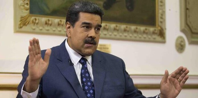 Maduro (AP Photo/Ariana Cubillos, File)