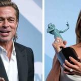 Brad Pitt y Jennifer Aniston reconquistan Hollywood