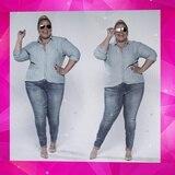 Bellas XL: cómo lucir el look de JLo pero en tu talla