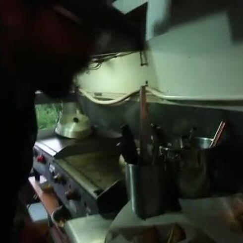 Los Foodtruckeros visitan Blu Fin en Aguadilla