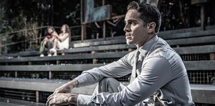 Éktor Rivera es el único puertorriqueño que integra el elenco de esta nueva versión de Evita. (Suministrada)
